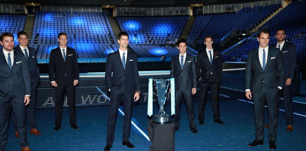 2014 ATPワールドツアー・ファイナル | 「上海」マスターズ