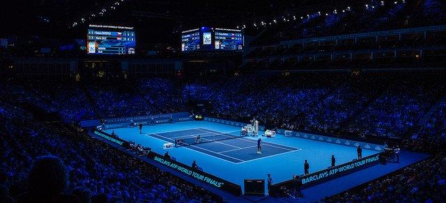 2015 ATPワールドツアー・ファイナル | 「ロンドン」マスターズ会場