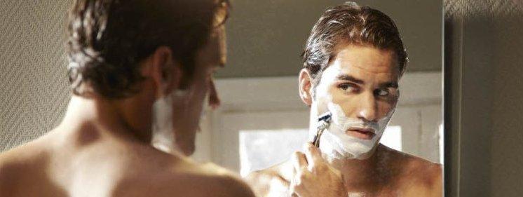 フェデラー 髭剃りCM
