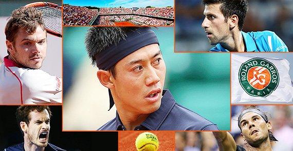 2016全仏オープンテニス イメージ