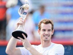 「ロジャーズ・カップ(Rogers Cup)」 優勝者 マレー選手