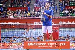 2015年楽天ジャパンオープンテニス 優勝者スタン・ワウリンカ