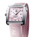 錦織圭 ピンク時計