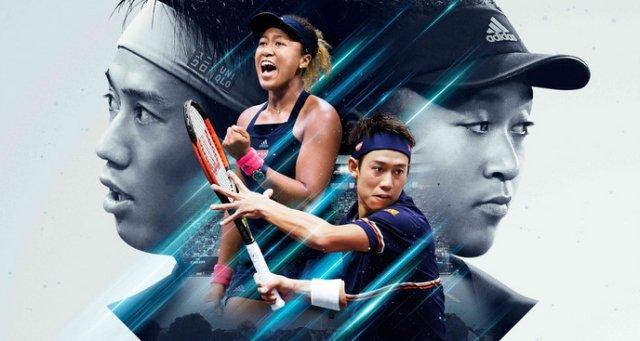 2019wowow全豪オープンテニス イメージ