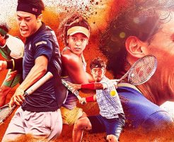 錦織圭2018全仏オープンテニス