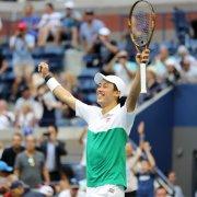 錦織圭 準決勝進出 | 2018全米オープンテニス