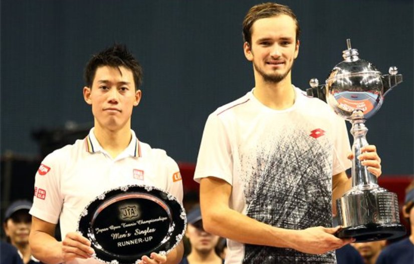 錦織圭 2018楽天ジャパンオープンテニスは準優勝