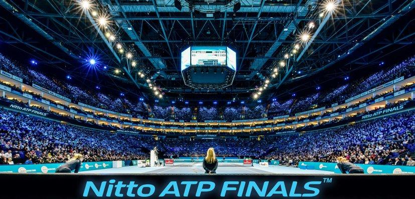 Nitto ATP ファイナルズ 試合会場