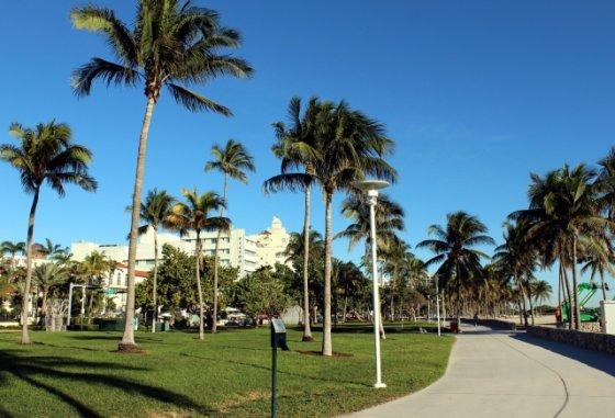 アメリカ マイアミ風景
