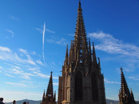 スペイン バルセロナ 風景
