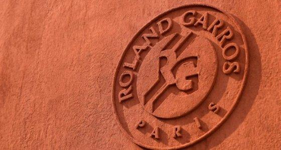 全仏オープンテニス ロゴ