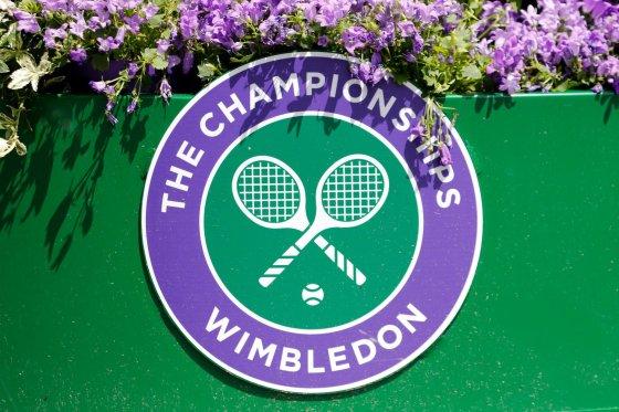ウィンブルドン テニス ロゴ