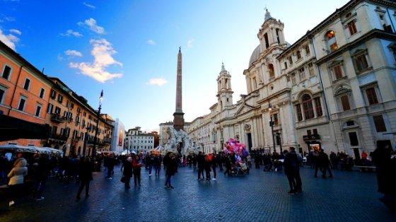 イタリア・ローマ